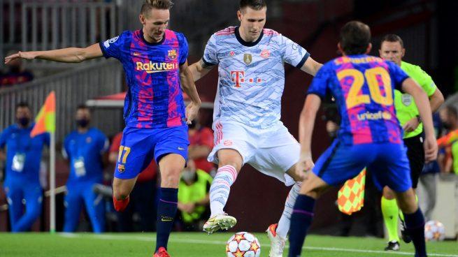 Barcelona - Bayern de Múnich en directo