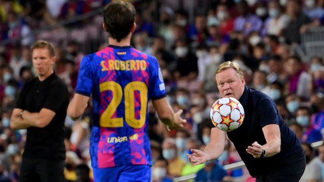 Koeman y los señalados de otra noche negra del Barça