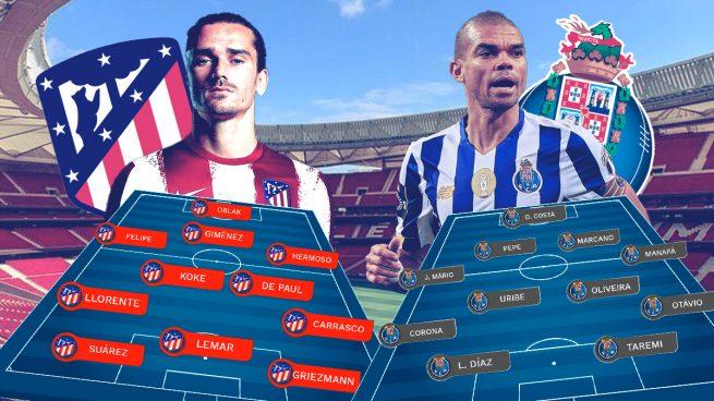 Atlético Oporto