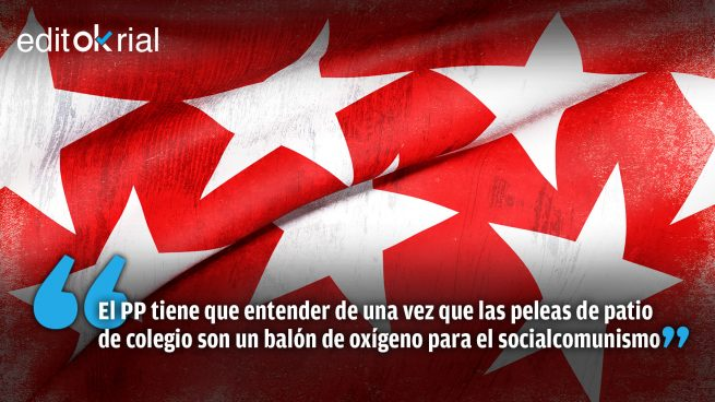 La guerra del PP en Madrid: and the winner is Pedro Sánchez