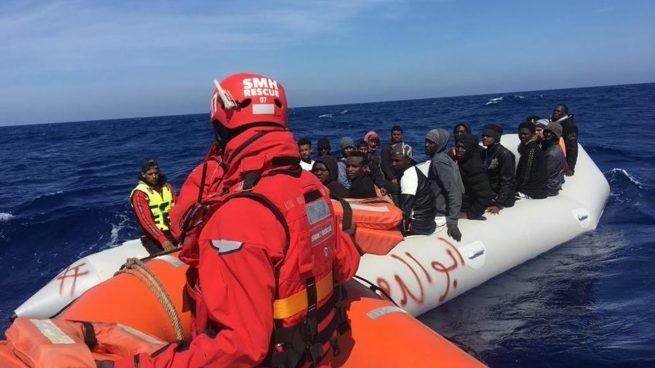 La presión migratoria en Andalucía, insostenible: llegan casi 400 inmigrantes ilegales en 72 horas
