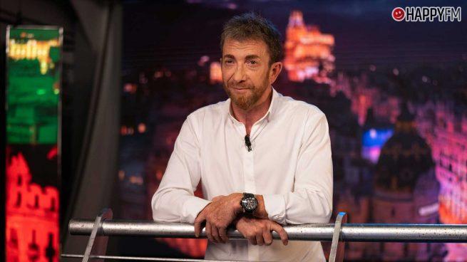 Pablo Motos en su nueva sección 'Pasarse de la raya' en El hormiguero