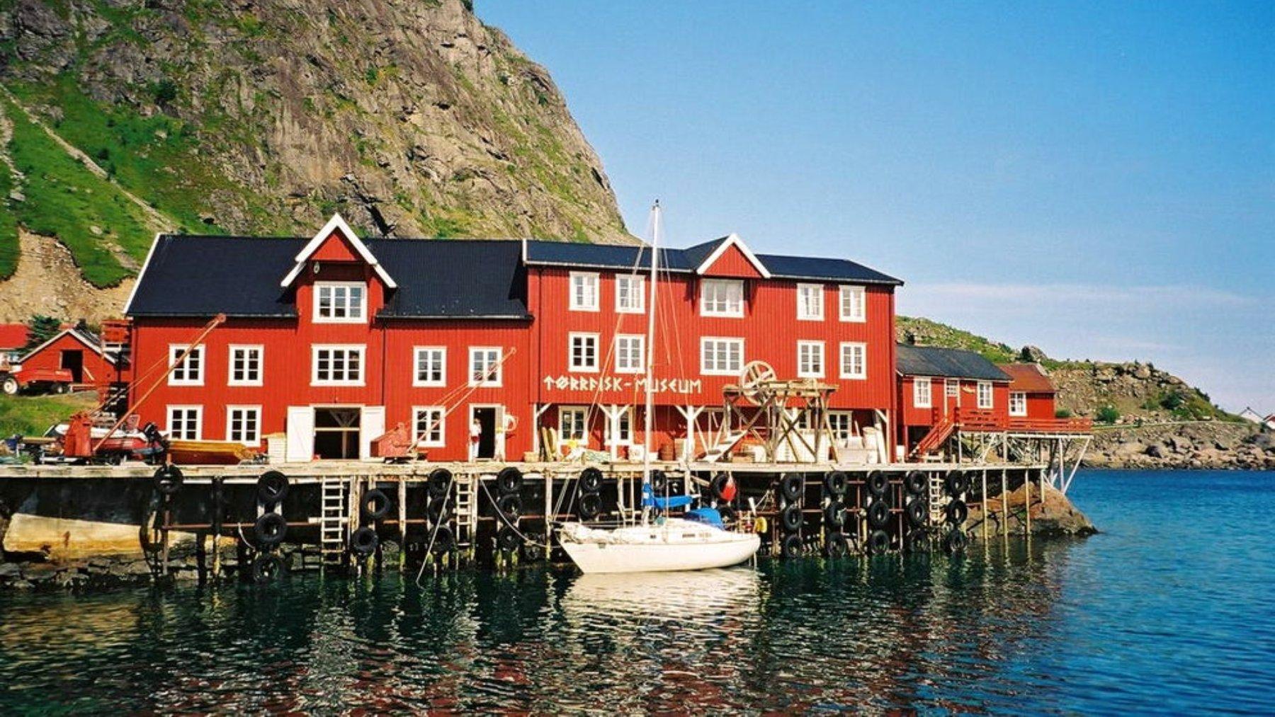 Å, el pueblo noruego con el nombre más corto del mundo