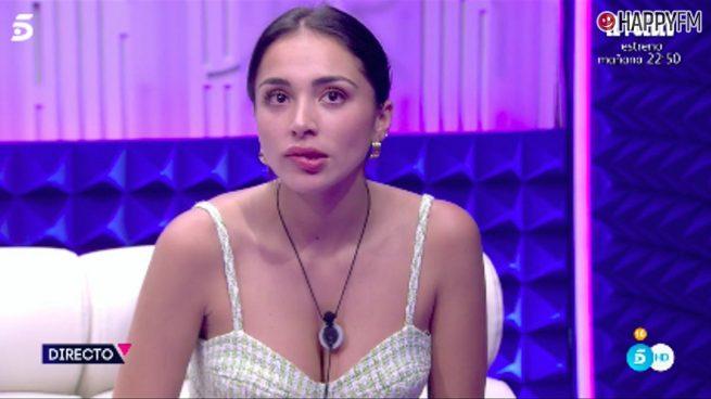 Sandra Pica en Secret Story