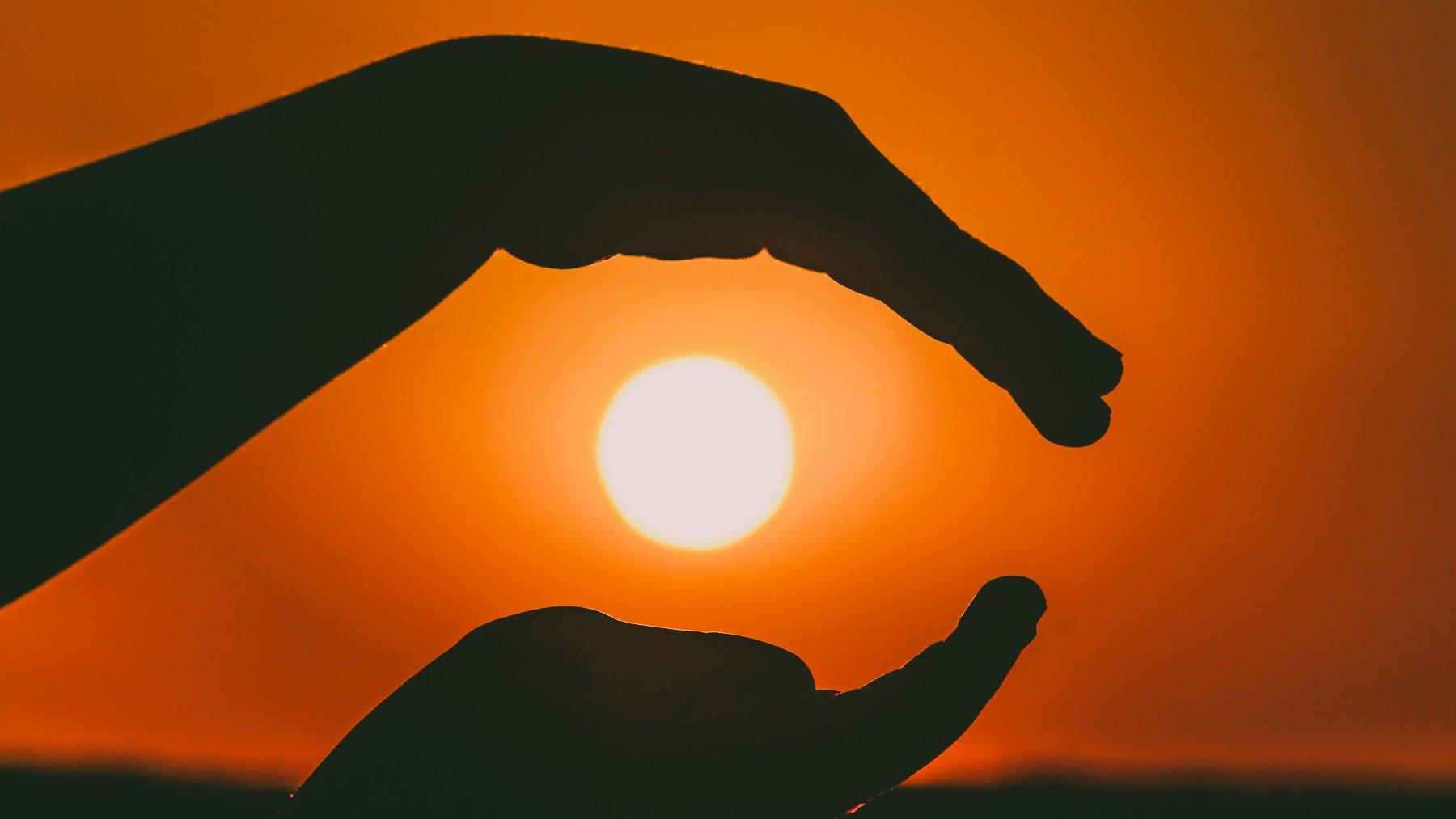 El Sol es básico para la vida terrestre