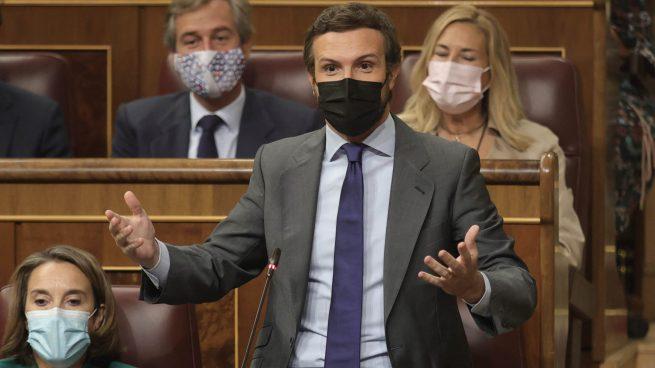 Pablo Casado homenajes terroristas