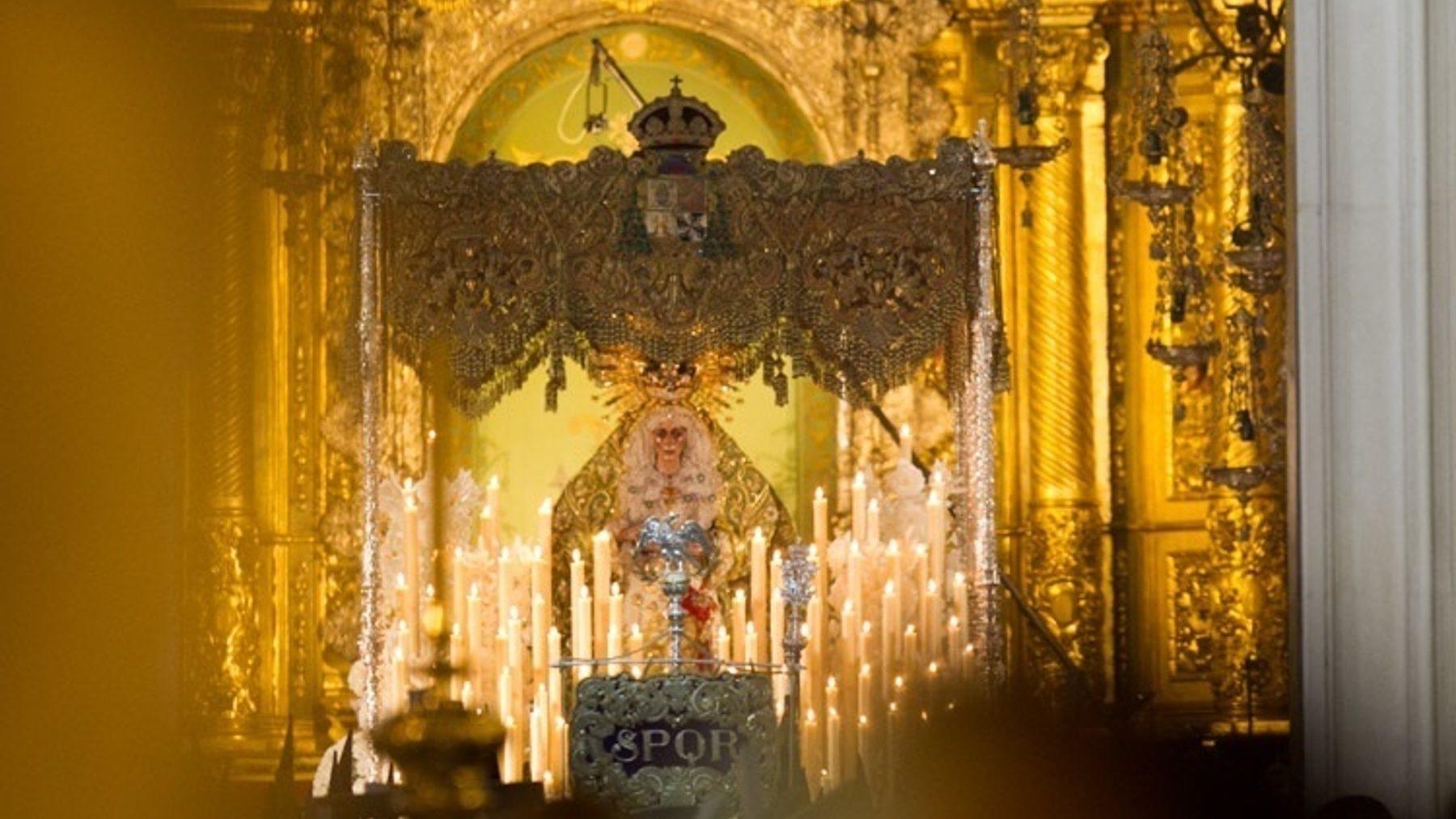 Semana Santa de Sevilla (EDUARDO BRIONES / EUROPA PRESS).