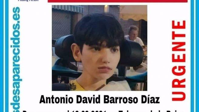 Niño desaparecido de Morón de la Frontera desaparecido