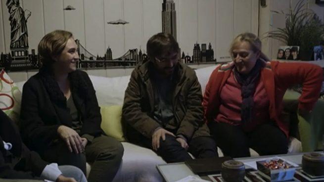 Fragmento del programa de Salvados. Jordi Evole Ada Colau probreza energética