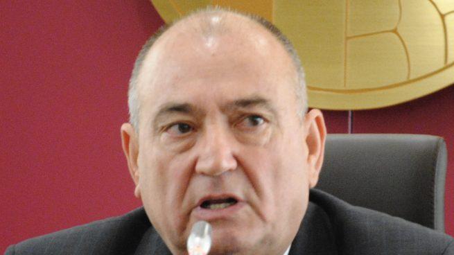 José Luis Adell, alcalde de Navalcarnero.