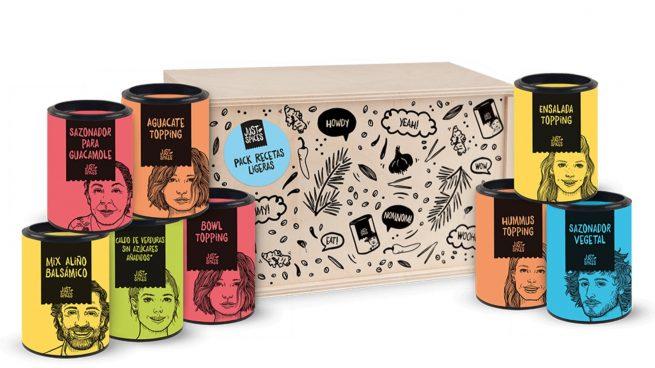 Estos sazonadores de Just Spices cambiarán tu forma de cocinar