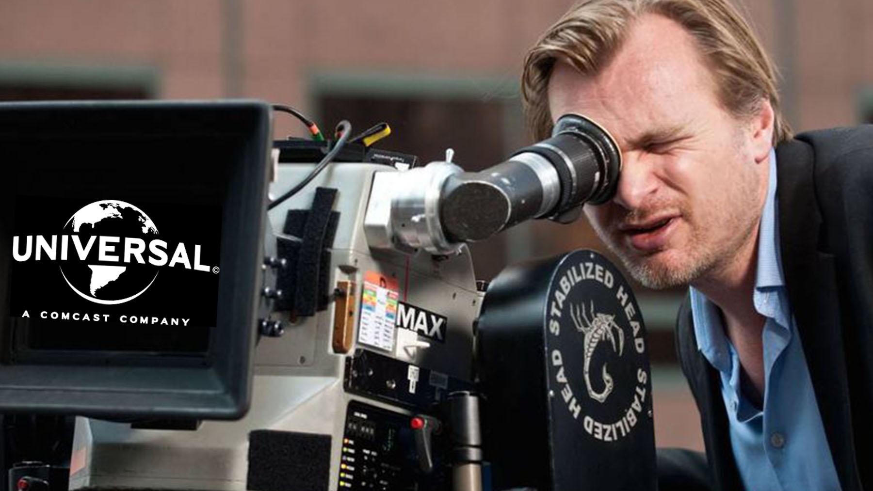 Christopher Nolan ficha por Universal Pictures