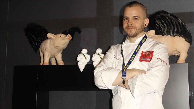 El español Dabiz Muñoz elegido como el mejor cocinero del mundo
