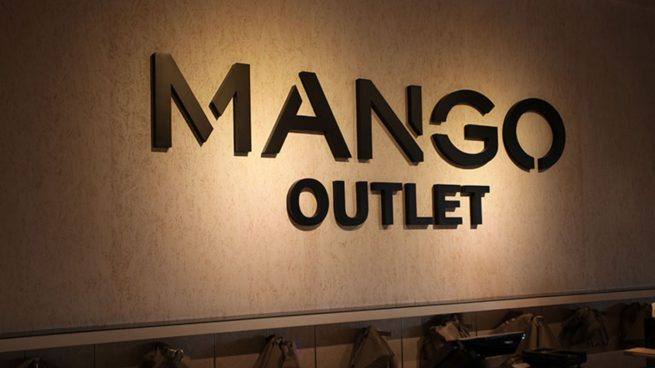 look Mango Outlet