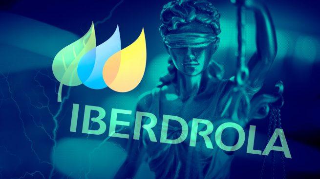 Fotomontaje de las eléctricas: Iberdrola