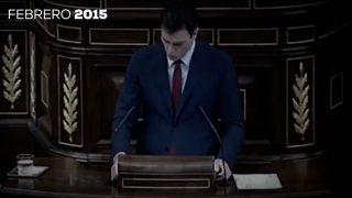 Pablo Casado Pedro Sánchez luz