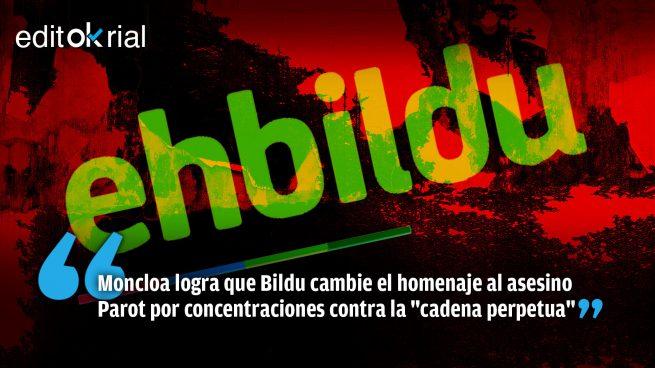 Los vomitivos puentes entre Sánchez y Bildu