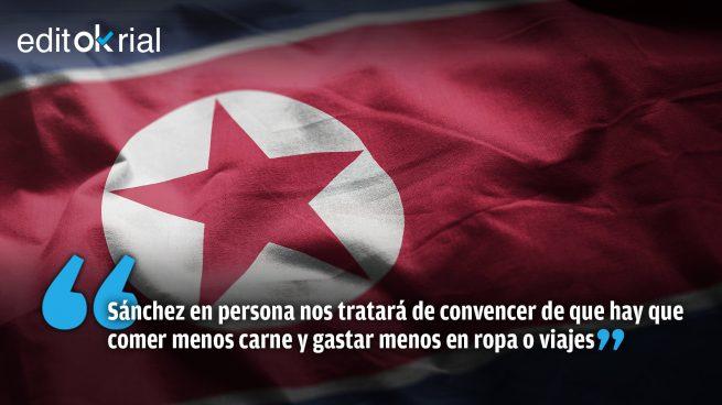 La España 2050 de Sánchez nos lleva a Corea del Norte