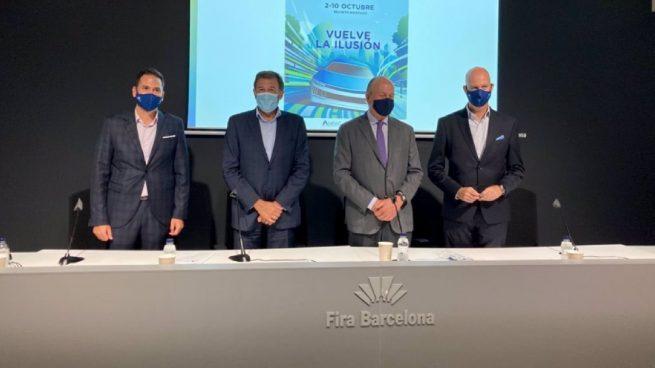 El Automobile Barcelona reunirá a 23 marcas y pondrá el acento en la electrificación