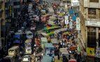 Ciudades más pobladas África