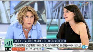 Susana Díaz y Macarena Olona.