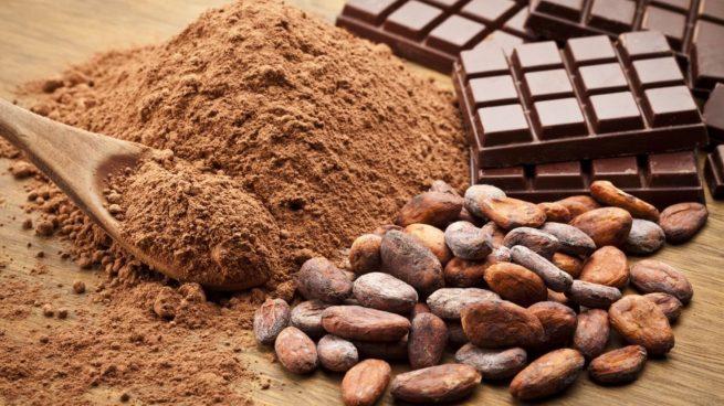 cacao piel