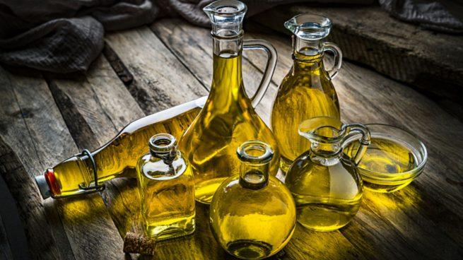conservar aceite de oliva