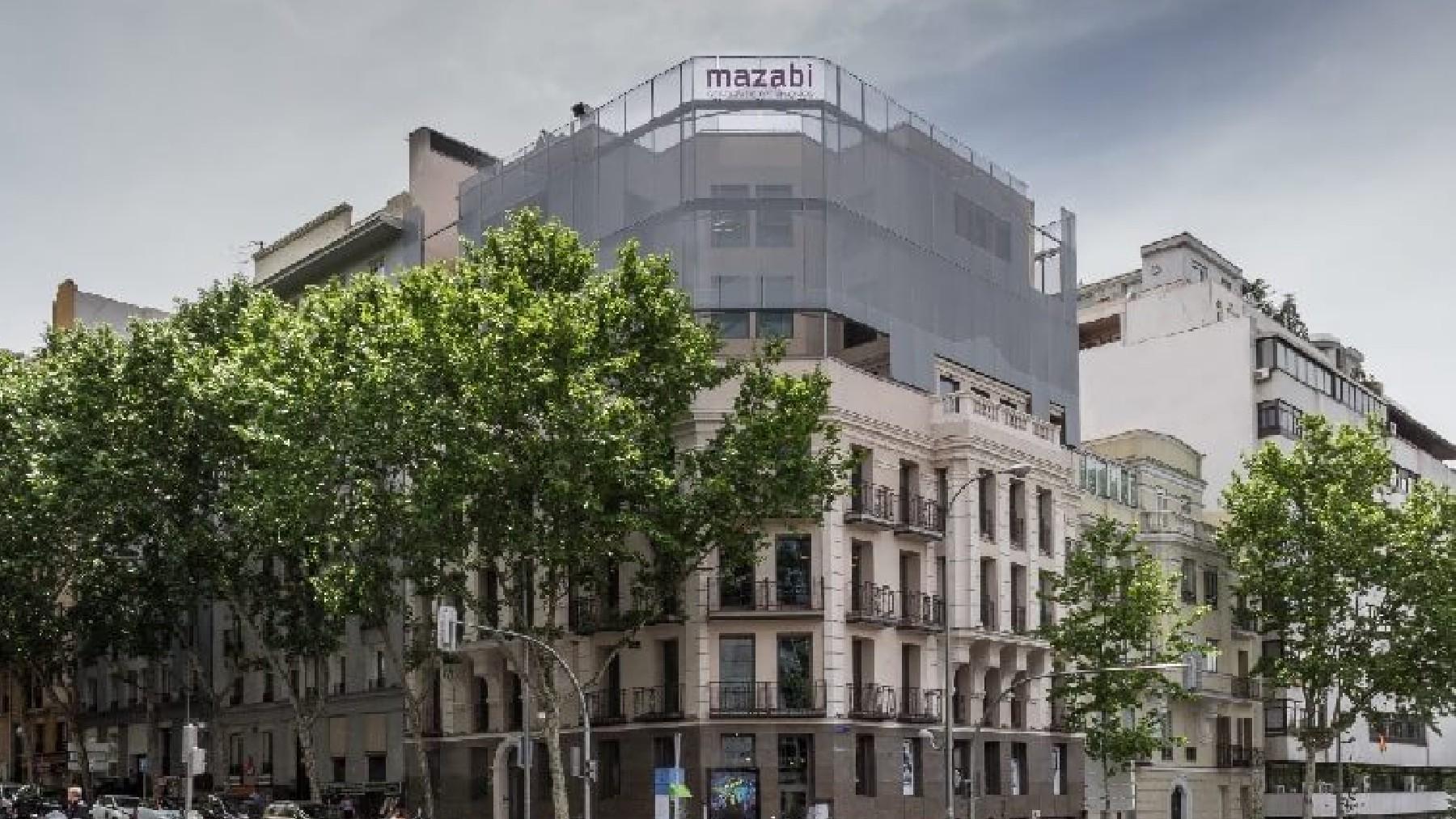 Edificio de oficinas propiedad de Silicius.