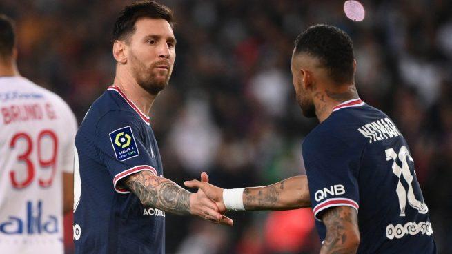 Icardi se viste de Messi y evita otro tropiezo del PSG