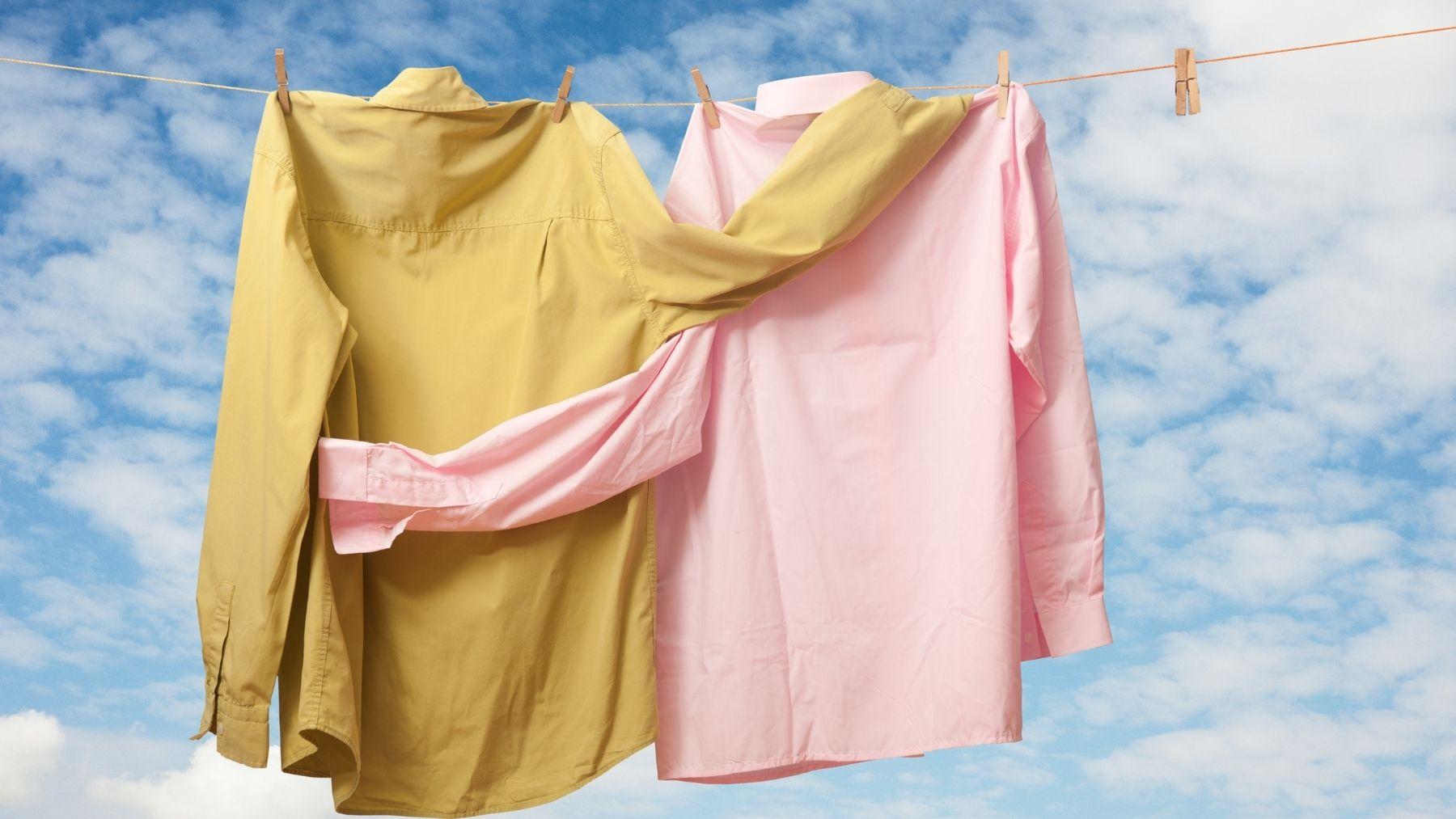 Cómo lavar en seco prendas delicadas