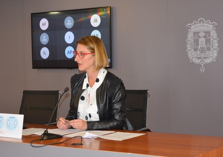 Mari Carmen de España, concejala del Ayuntamiento de Alicante