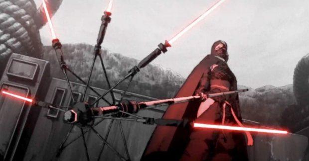 Star Wars: Vissions