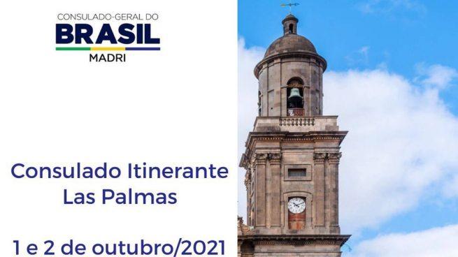 Consulado itinerante Las Palmas