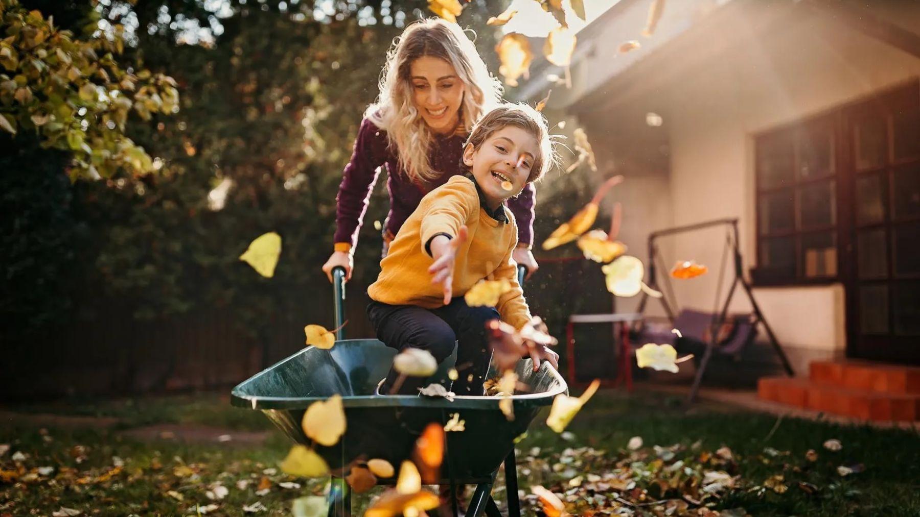 Características del otoño para explicar a los niños