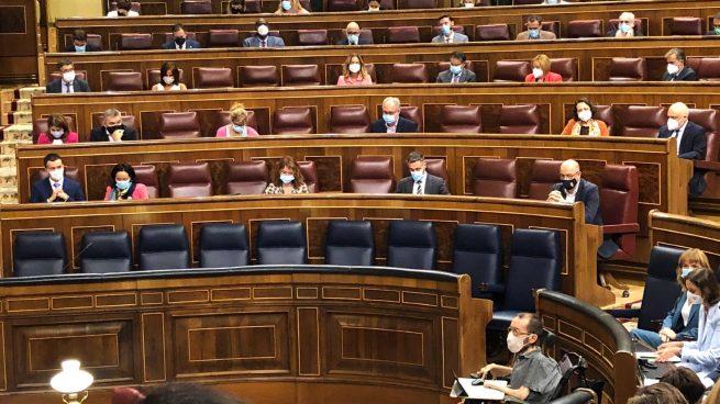 Congreso voto presencial