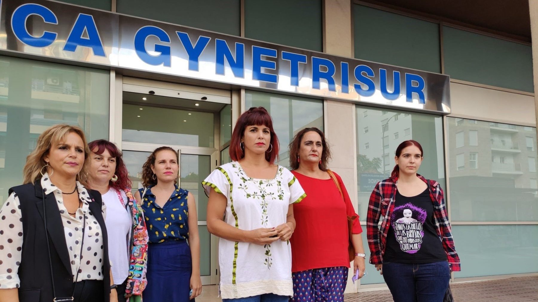 Aborto.- Teresa Rodríguez critica el «acoso» del «movimiento ultracatólico» a las mujeres que acuden a abortar