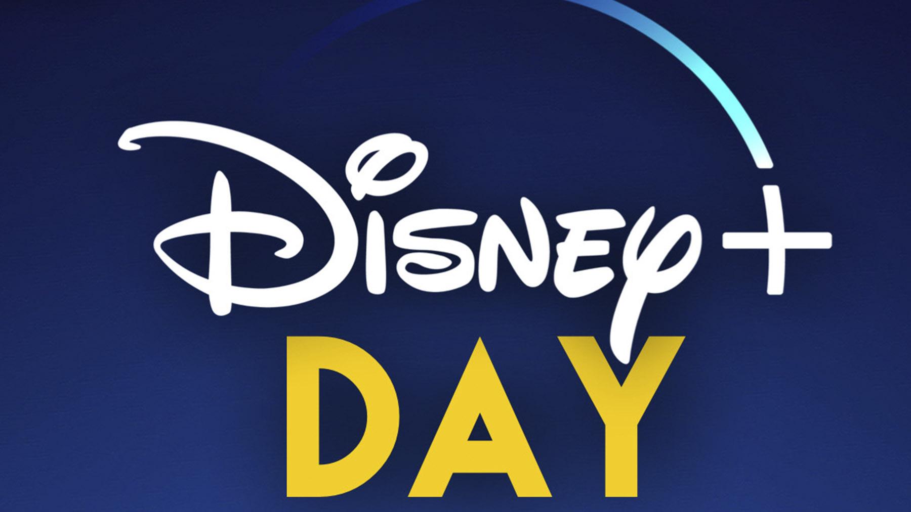 La plataforma celebrará un evento llamado Disney Plus Day