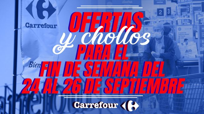 descuentazos Carrefour