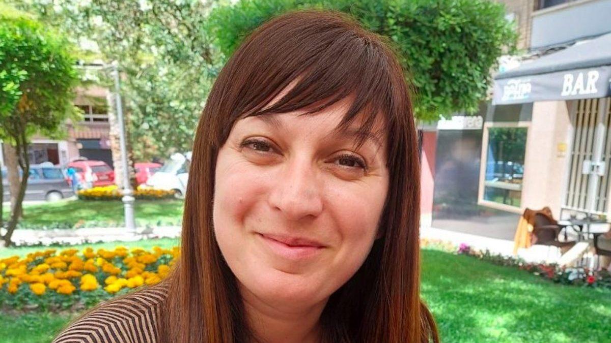 Vanessa Vicent, de Podemos Almería.