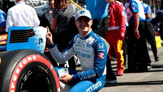 Álex Palou gana la IndyCar