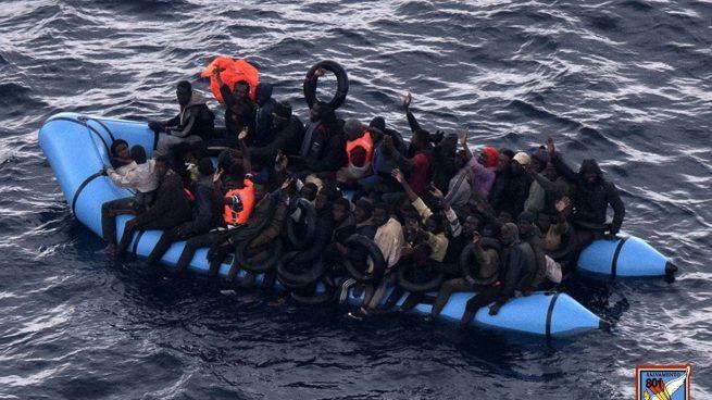 El Gobierno de Sánchez reconoce el «drama»: Almería es la zona «con mayor presión migratoria de la UE»