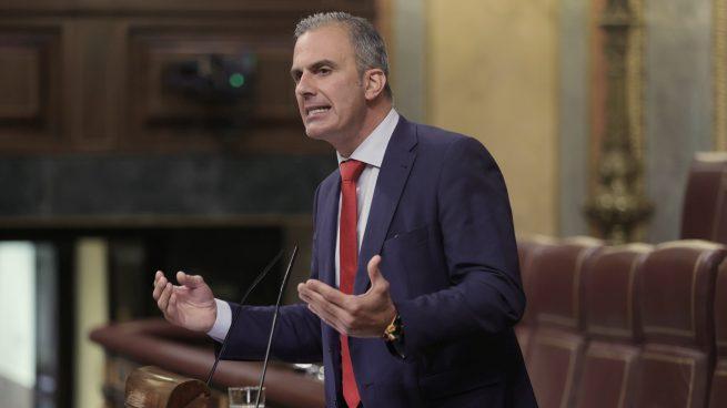 Ortega Smith pide elecciones en Andalucía para acabar con el «cortijo de derechita cobarde y traidora»