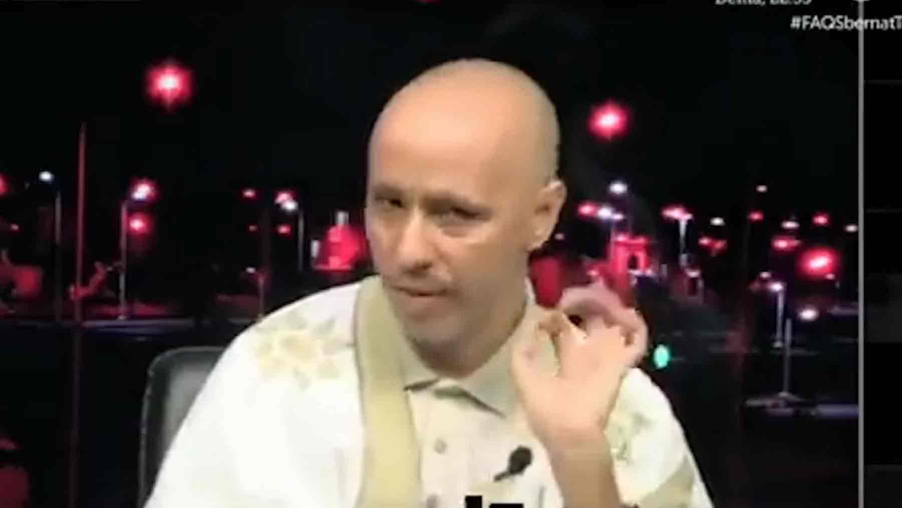 Mohamedou Ould Slahi, ex preso de Guantánamo. (Vídeo: TV3)