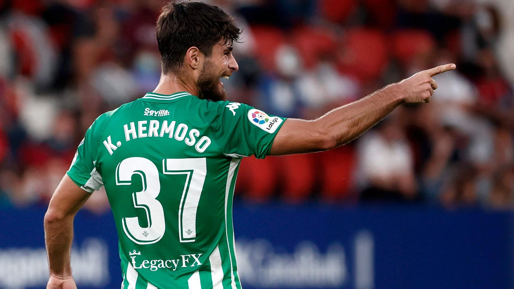El Betis ganó a Osasuna en El Sadar. (EFE)