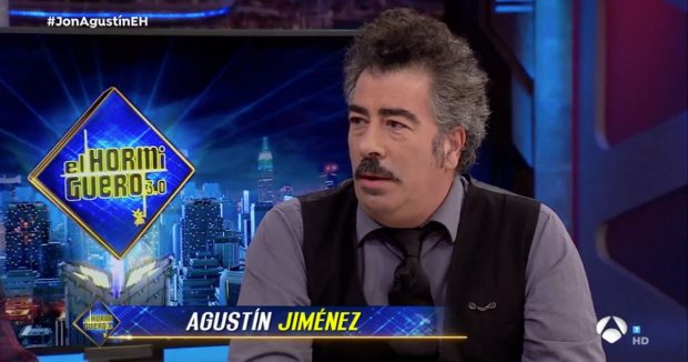 Agustín Jiménez es uno de los invitados de los próximos días de Pasapalabra