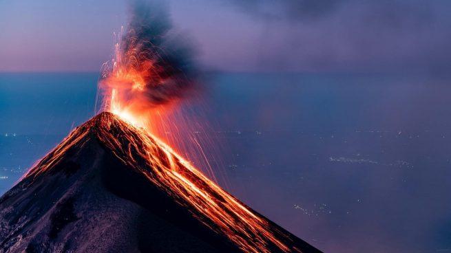 Volcanes más activos Europa