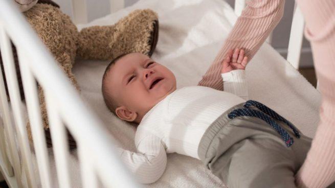 evitar bebé inquiete acostamos