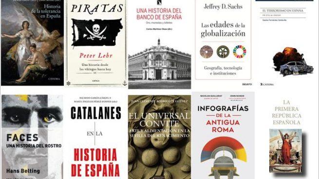 Estos son los diez libros de Historia imprescindibles en la Feria del Libro de Madrid