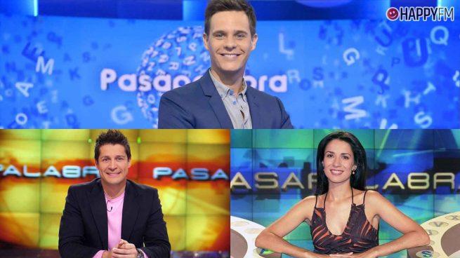 Silvia Jato y Jaime Cantizano también forman parte de los presentadores históricos de Pasapalabra