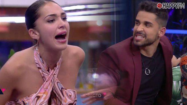 Sandra Pica y Miguel Frigenti